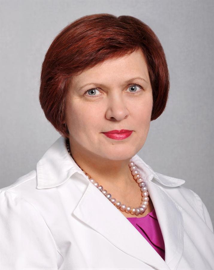 врач - офтальмолог к.м.н. Анисимова Галина Вячеславовна